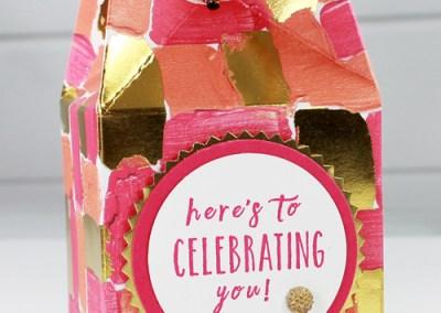 Valentine Party Favor Box