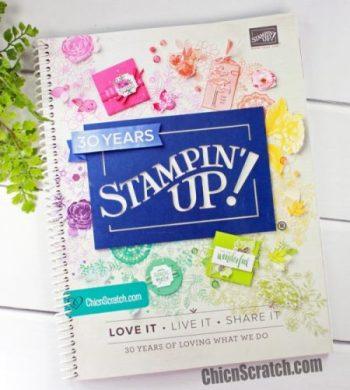 2018-2019 Stampin' Up! Catalog starts June 1st