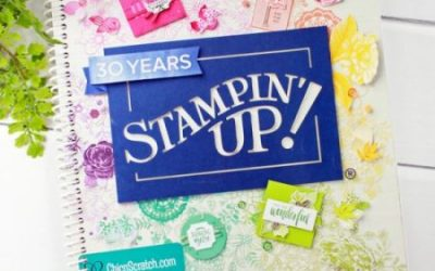 Tax Day Special  – Stampin' Up! Spiral Bound Catalogs