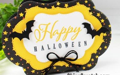 Stitched Seasons Framelits Halloween  Box