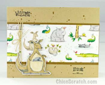 Animal Outing Stamp Kit of the Month