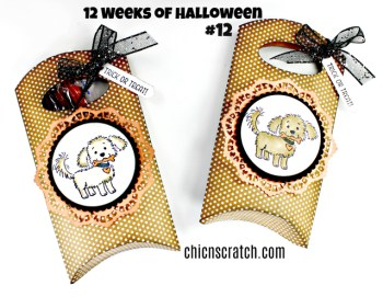 12 Weeks of Halloween 2018 Week 12