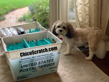 Chic Rewards, Host Code, Stamp Kit, Downline Gifts