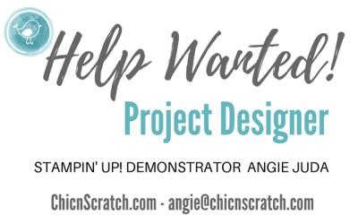 Hiring Project Designer