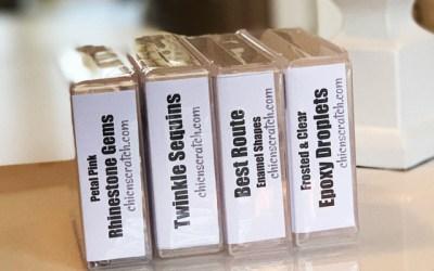 Half Wide Stamp Cases