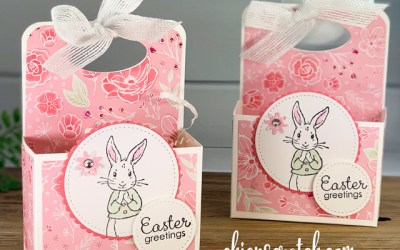 How to make Easter Box