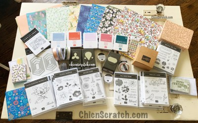 New Stampin' Up! Catalog Pre-order