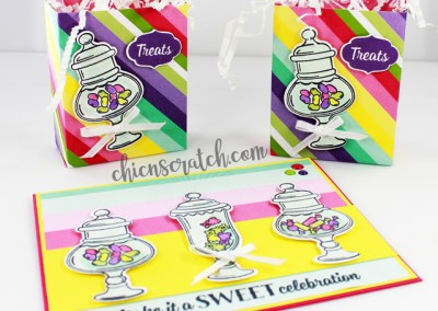 Sweetest Thing Box and Card