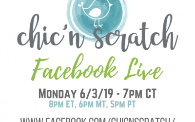 Facebook Live Tonight June 3rd