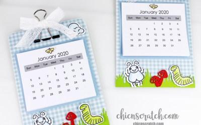 Wiggle Worm Calendar