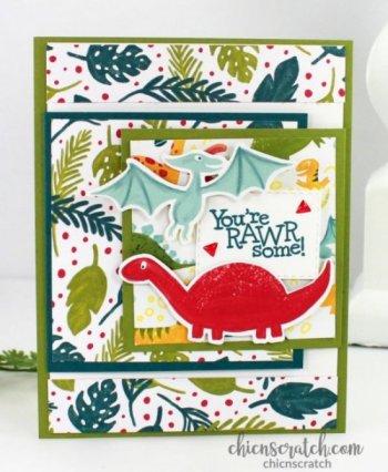 Double Flap Fun Fold Card
