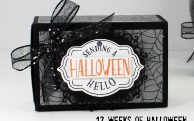 12 Weeks of Halloween 2019 Week 3