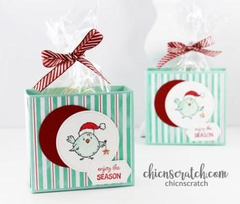 Birds of a Feather Christmas Box