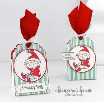 Elfie Holiday Box
