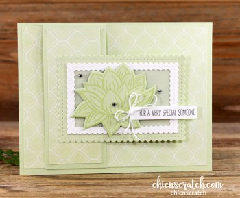 Fun Fold Flap Card