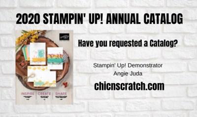 2020-2021 Stampin' Up! Catalog
