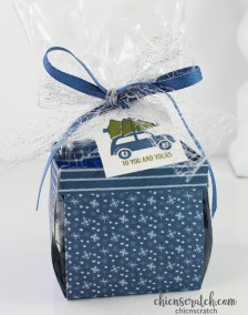 Holiday Berry Basket