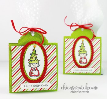 Gnome for the Holidays Treat Holder