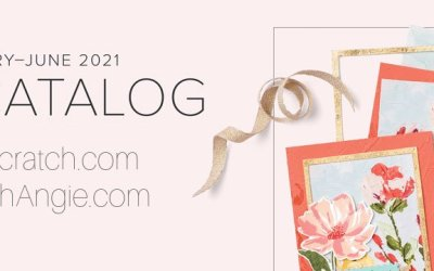 Stampin' Up! Mini Catalog Haul 2021