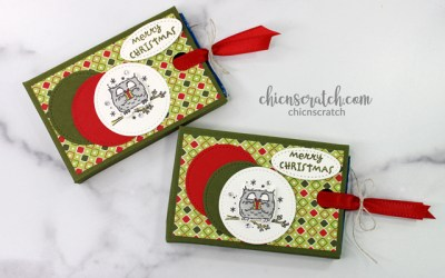 Gift Card Slider Box