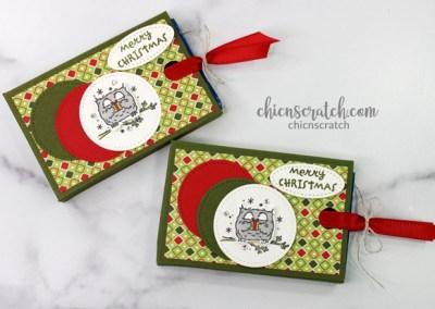 Gift Card Slider Box