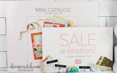 Mini Catalog & Sale a Bration