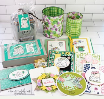Stampin' Showcase February 2021