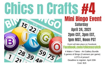 Chics n Crafts #4 Mini Bingo