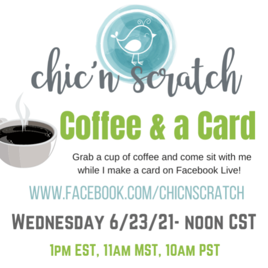 Coffee and a Card 6.23.21