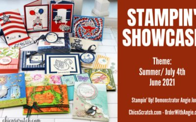 Stampin' Showcase June 2021