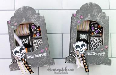 Tombstone Treat Boxes