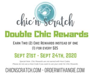 Double Chic Rewards