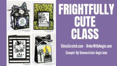 Frightfully Cute Class