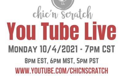 Chic n Scratch Live
