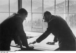 Obersalzberg, Albert Speer, Adolf Hitler