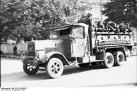 Polen, Transport polnischer Kriegsgefangener
