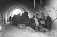 Polen, polnische Panzer Renault FT-17