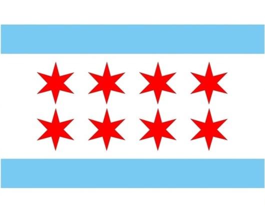 Chicon 8 Flag