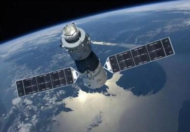 Estação espacial chinesa deve cair sobre a Terra durante a Páscoa