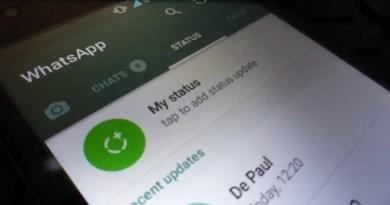 WhatsApp reduz pela metade tempo de vídeos no Status por conta do coronavírus