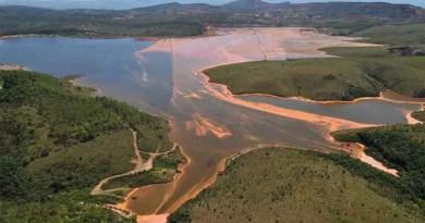 Vale retira nível de emergência de barragem em Minas Gerais