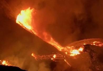 Havaí: Vulcão Kilauea volta a entrar em erupção