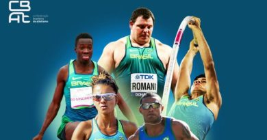 Brasil tem 17 atletas no TOP-20 da World Athletics de 2020