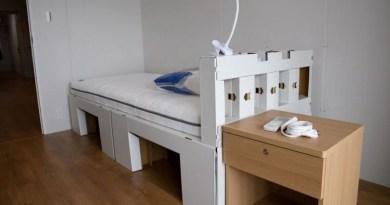 Tóquio: Olimpíada sustentável usa camas de papelão e carros elétricos