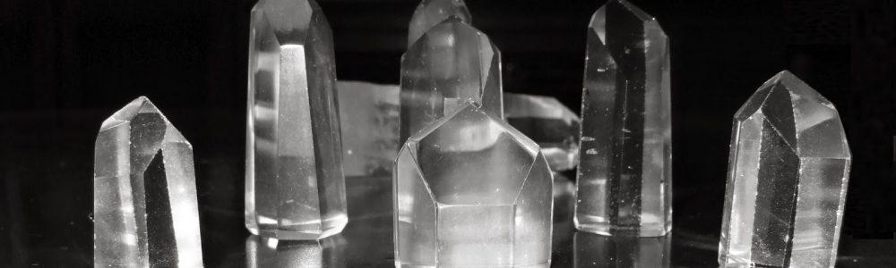 cuarzo transparente