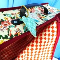 A Nomad Sea: Lale Suitcases for picnics