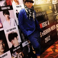 MCM Closing show at Fide Fashion Week (Men's Fashion Week 2012)