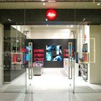 LEICA boutique launch at Mandarin Gallery