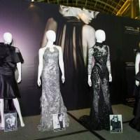 Interesting hive of activities - VIP Fashion Night Out at Marina Bay Sands