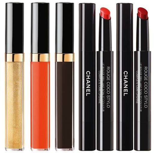 Chanel Rouge Coco Gloss Spring 2017 Beauty Trends And